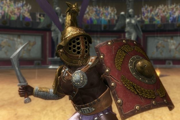 Gladiators Online: Death Before Dishonor /materiały prasowe