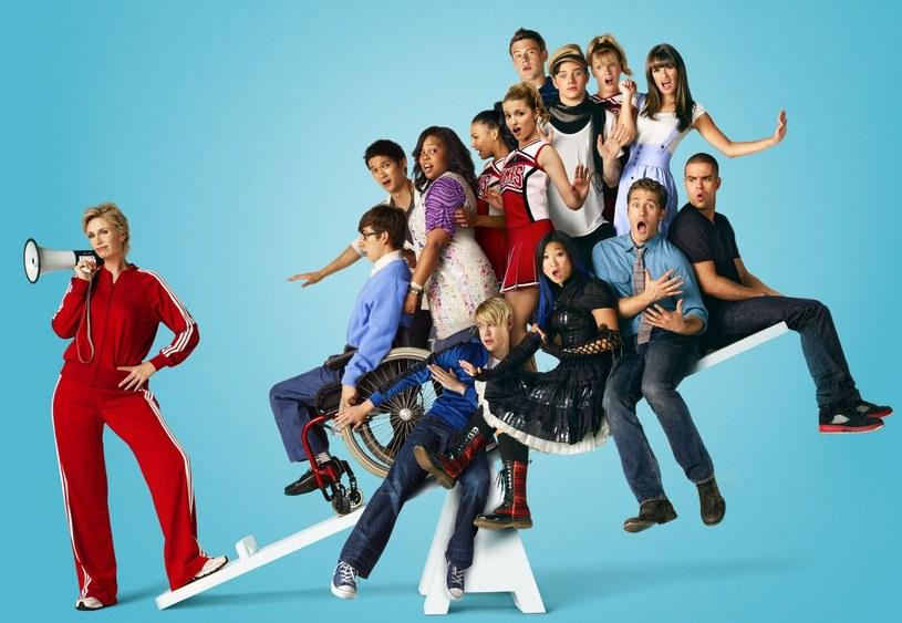 """""""Glee"""" /materiały prasowe"""