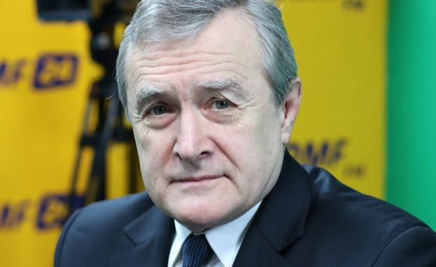 Gliński: Gdy my składaliśmy wniosek o wotum nieufności, demokracja w Polsce nie funkcjonowała