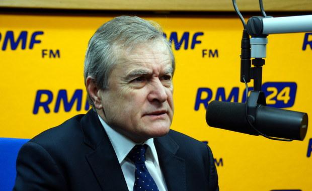 Gliński: Niektórzy protestujący przeciwko zwolnieniu Sroki, prywatnie zgadzają się z moją decyzją