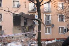 Gliwice: 9 osób rannych w wybuchu w bloku