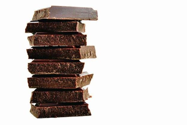 Głodna? Kilka kostek czekolady i banan powinny pomóc. /Arch. Bauer