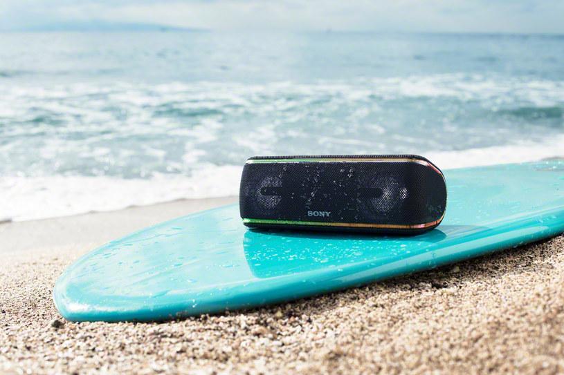 Głośnik Sony SRS-XB41 /materiały prasowe