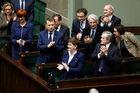 Głosowanie w Sejmie ogarnęła... ciemność