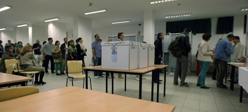Głosowanie /AFP