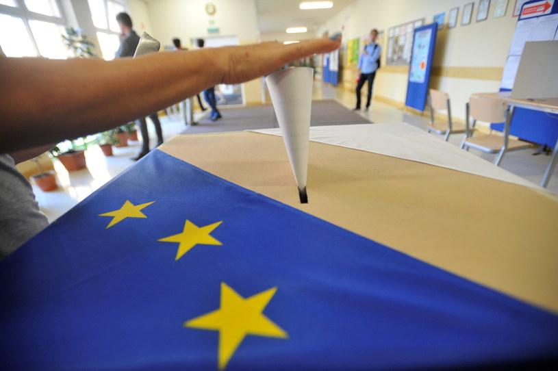 Głosowanie /Bartłomiej Zborowski /PAP
