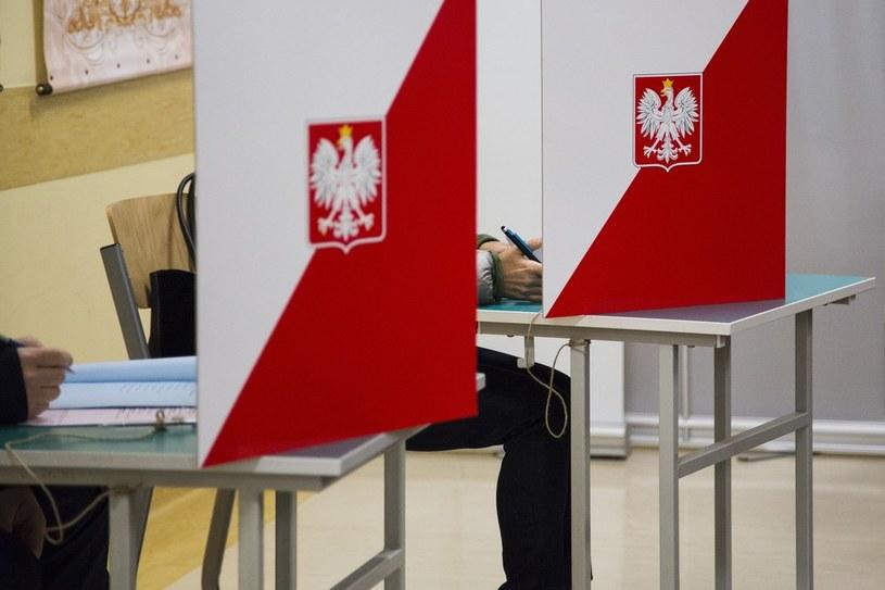 Głosowanie /Andrzej Hulimka  /Reporter