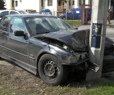 Głowami w szybę BMW