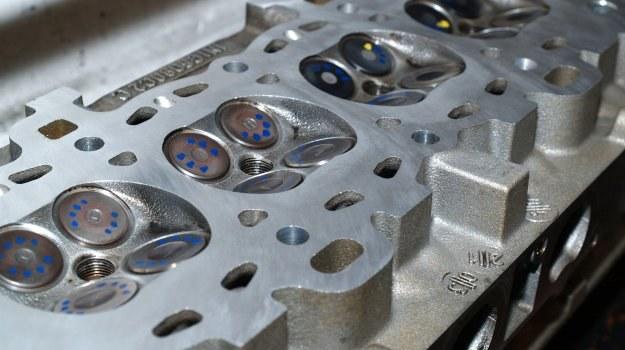 Głowica silnika /Motor