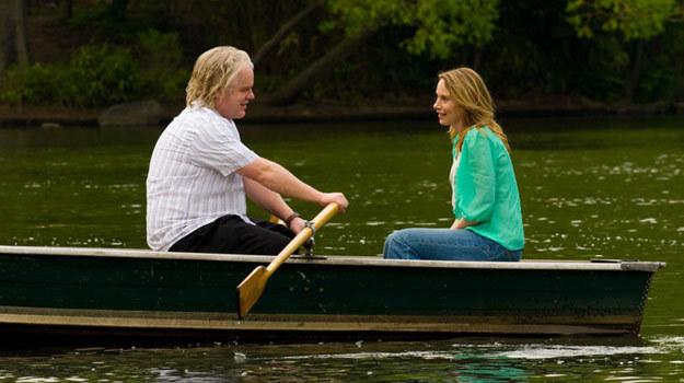 """Główną rolę w """"Jack Goes Boating"""" zagrał sam reżyser /materiały prasowe"""