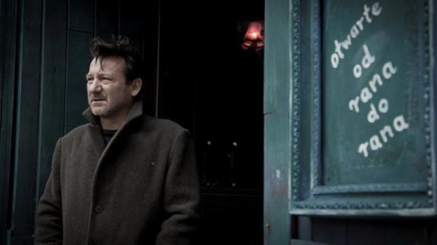 """Główną role w """"Pod Mocnym Aniołem"""" Wojtka Smarzowskiego gra Robert Więckiewicz / fot. Jacek Drygała /materiały dystrybutora"""
