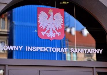 Główny Inspektor Sanitarny zrezygnował ze stanowiska