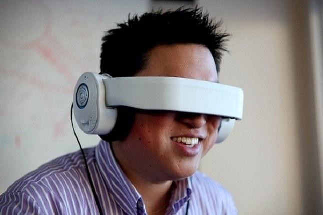 Glyph może być groźnym konkurentem dla Oculus Rift /materiały prasowe