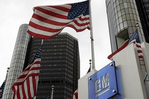 GM - wszystko dla bezpieczeństwa Amerykanów /AFP