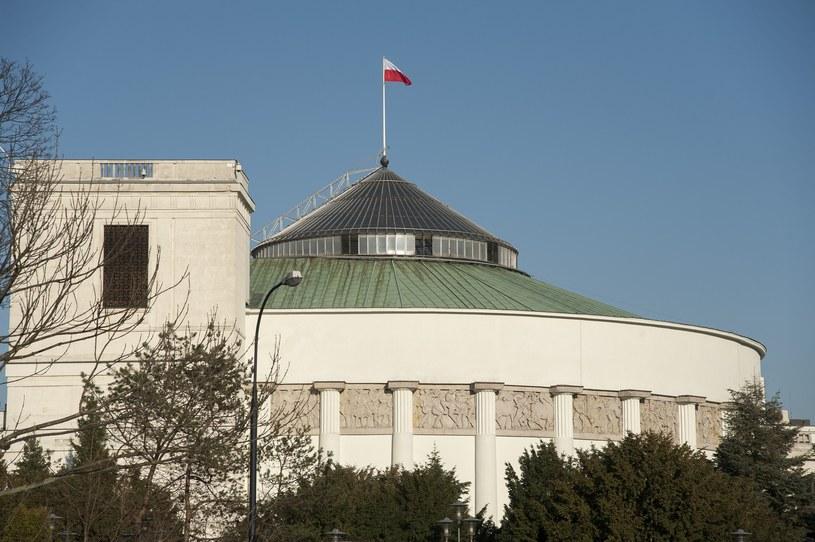 Gmach Sejmu, zdj. ilustracyjne /Wojciech Stróżyk /Reporter