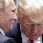 Godzinna rozmowa telefoniczna Donalda Trumpa i Władimira Putina