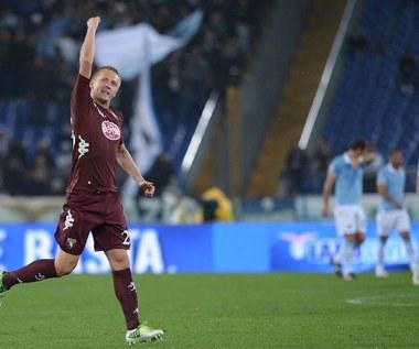 Gol Kamila Glika zapewnił Torino remis w Rzymie