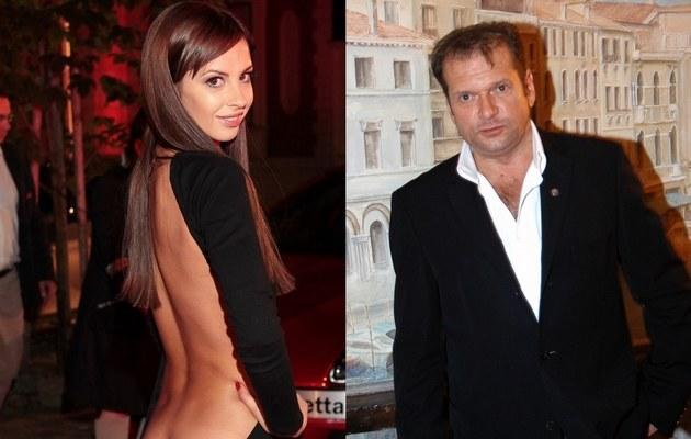 """""""Goła pupa"""" i Krzysztof Rutkowski /- /East News"""