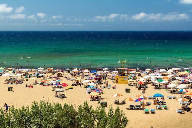 Golden Bay Beach na Malcie /123/RF PICSEL