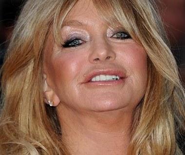 Goldie Hawn: Jak być szczęśliwą?