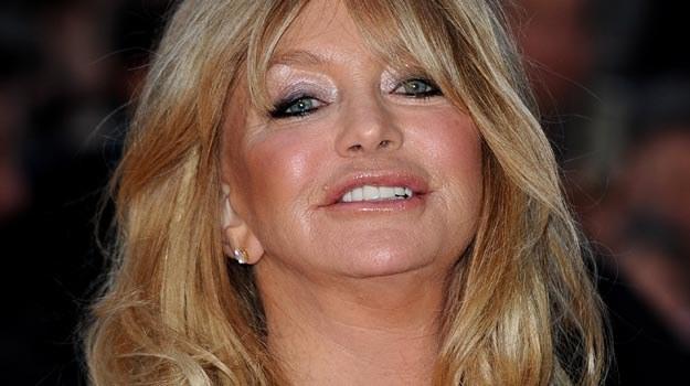 Goldie Hawn: Trudne momenty ma już za sobą - fot. Ian Gavan /Getty Images/Flash Press Media