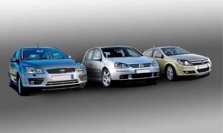 Golf, Astra czy Focus - kompaktowa wojna! /INTERIA.PL