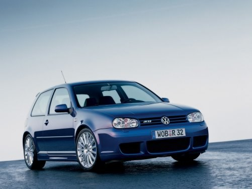 Golf IV R32 4MOTION /Volkswagen