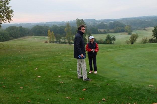 Golf october 2015
