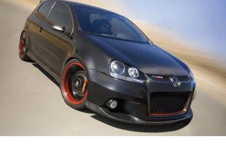 Golf R GTI / Kliknij /INTERIA.PL
