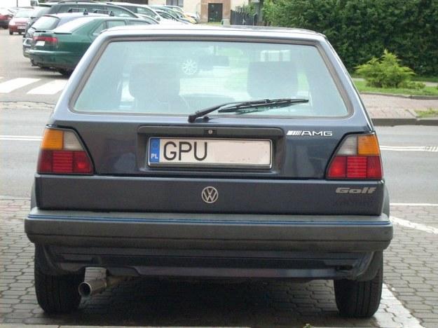 Golf w wersji AMG