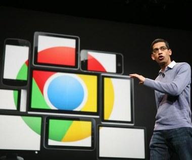 Google Chrome i Drive trafiły do produktów Apple