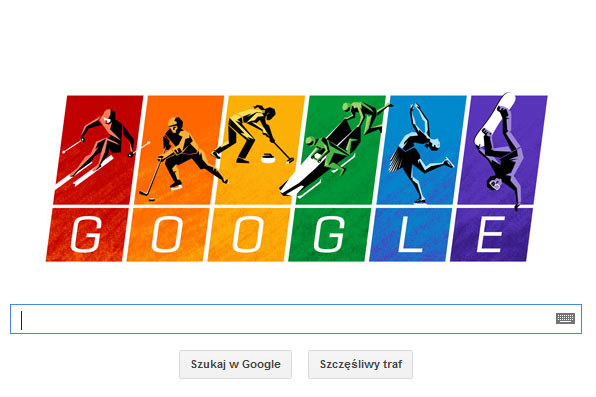 Google Doodle przypomina o prawach gejów. /materiały prasowe