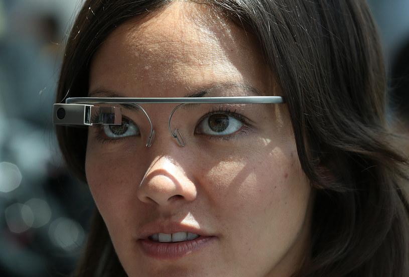 Google Glass był rewolucyjnym projektem, który został wyparty przez okulary VR /AFP