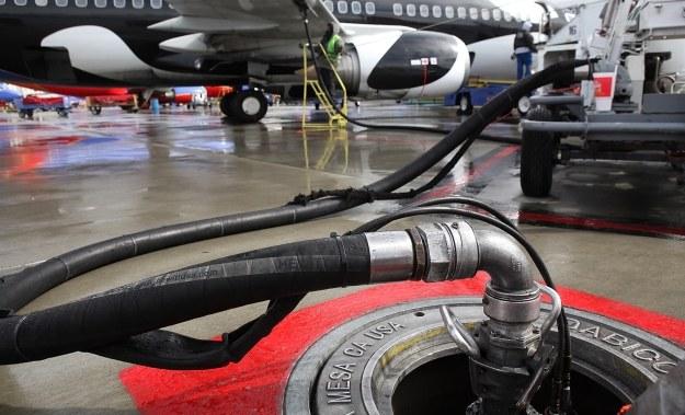 Google musi zmienić dostawcę paliwa /AFP
