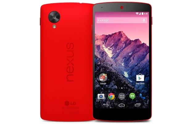 Google Nexus 5 /materiały prasowe