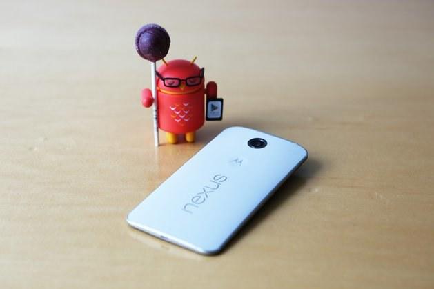 Google Nexus 6 /materiały prasowe