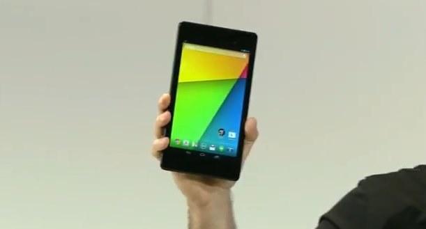 Google Nexus 7 /materiały prasowe