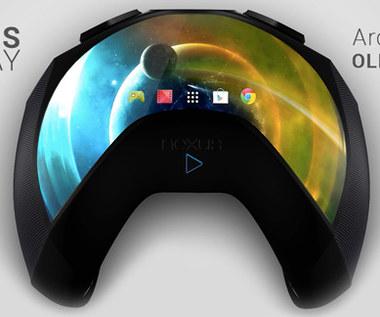 Google NEXUS Curved – mobilna konsola przyszłości