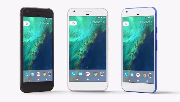 Google Pixel i Pixel XL - telefony trafią na rynek w trzech wersjach kolorystycznych /materiały prasowe