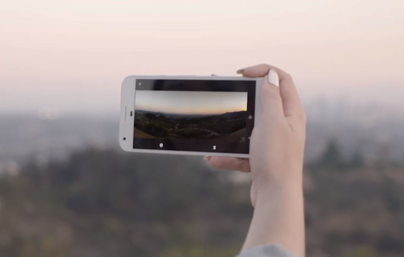 Google Pixel to jeden z najlepszych fotograficznych smartfonów /materiały prasowe