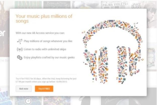 Google Play Music All Acces wkrótce będzie dostępne także w Polsce? /materiały prasowe