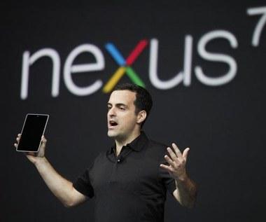 Google pracuje nad tabletem Nexus 10