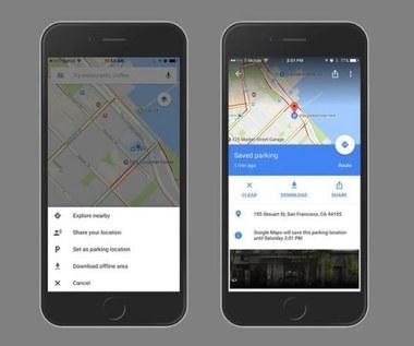 Google prezentuje Maps Go - uproszczoną aplikację na słabsze smartfony