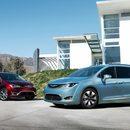 Google razem z Fiatem! Celem pojazdy autonomiczne