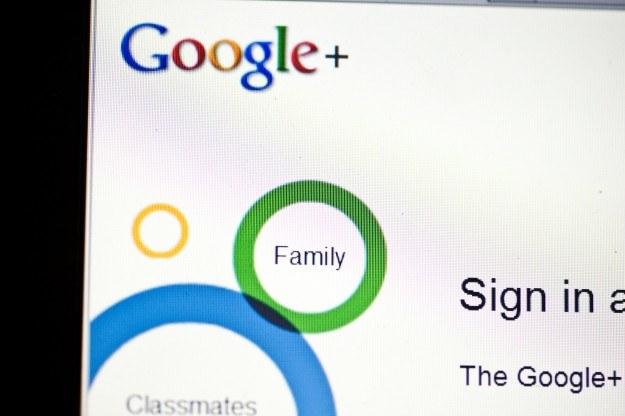 Google+ staje się coraz groźniejszą konkurancją dla Facebooka /AFP