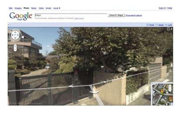 Google Street View miało także trafić do Polski, ale są problemy /kopalniawiedzy.pl