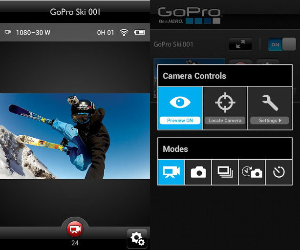 GoPro Fot. Google Play /Komórkomania.pl