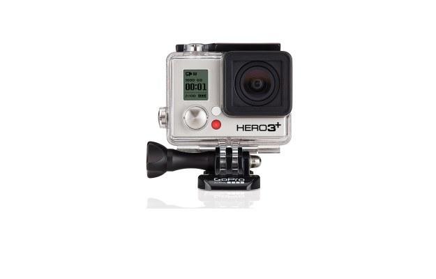 GoPro HERO3+ /materiały prasowe