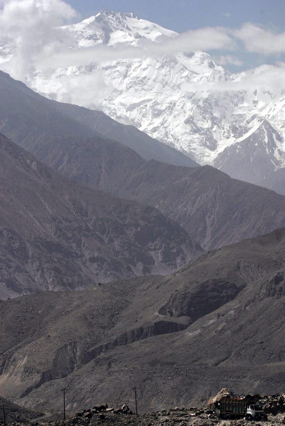 Góra Nanga Parbat /STR /PAP/EPA