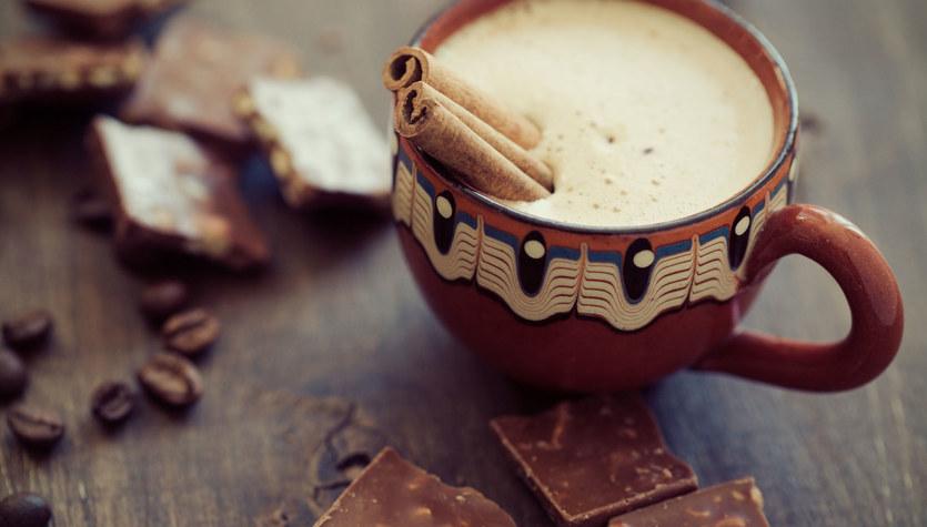 Gorąca czekolada: Blisko nieba i ziemi